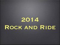2014 Rock and Ride